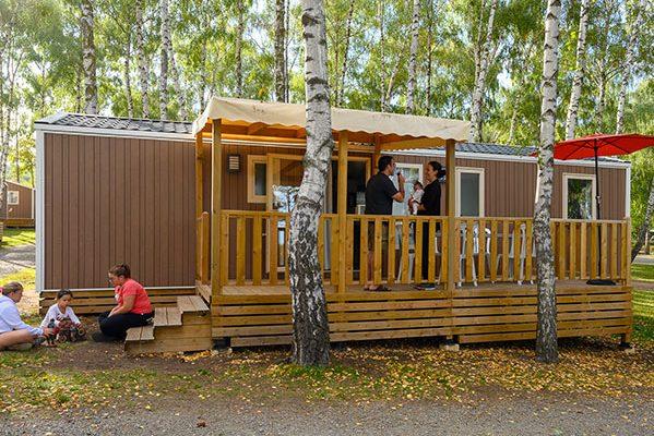 emplacement de camping auvergne